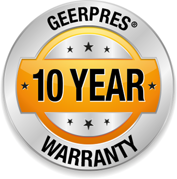 10yr Warranty icon