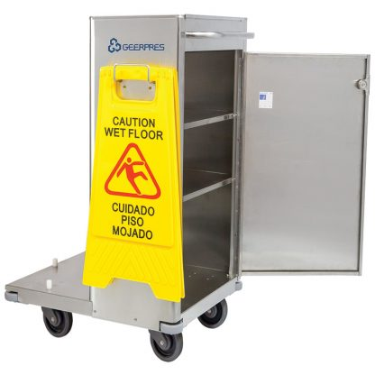 Orion SS Cart with Open Door