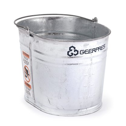 26-quart Seaway® Galvanized Oval Mop Bucket