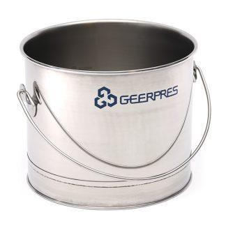 5-gallon Stainless Steel Round Bucket