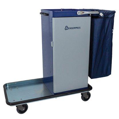 Powder-coated EVS Cart