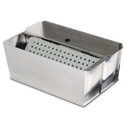 stainless steel flat mop bucket
