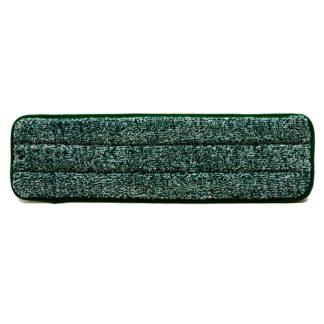 green microfiber mop pad