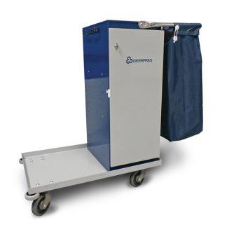 Escort Powder-coated Cart with bag
