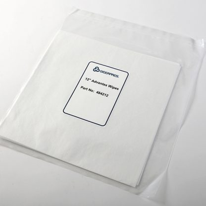 Advantex Disposable Flat Wipe Sample Package