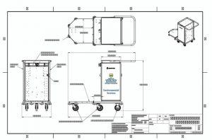 Custom cart blueprint