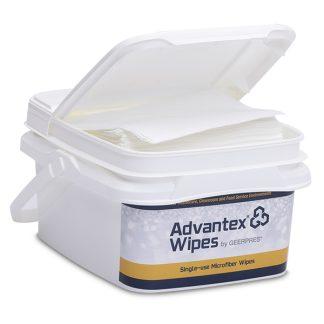 Advantex® 1/4 Fold Microfiber Wipe Dispenser