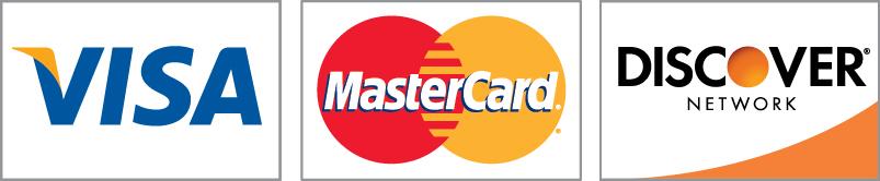 "MasterCard""""discover""""visa"